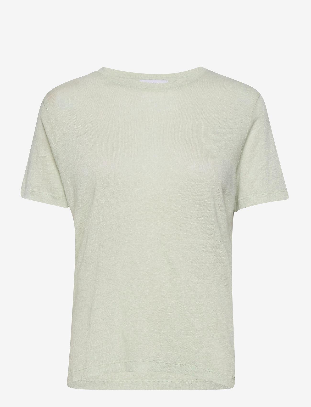 RODEBJER - Ninja Linen - t-shirts - clay verde - 0