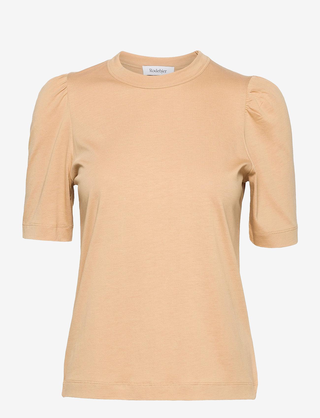 RODEBJER - RODEBJER DORY - t-shirts - camel - 0
