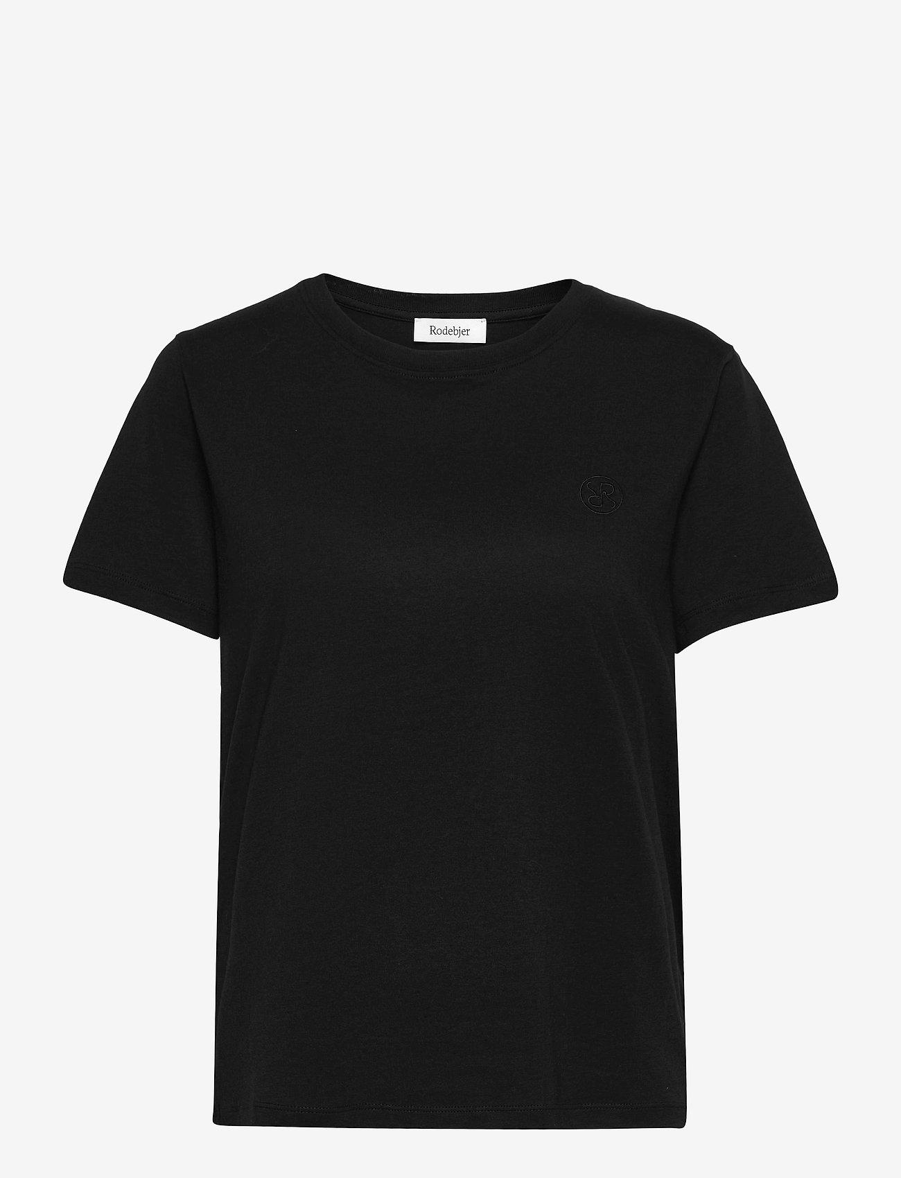 RODEBJER - RODEBJER NINJA LOGO - t-shirts - black - 0