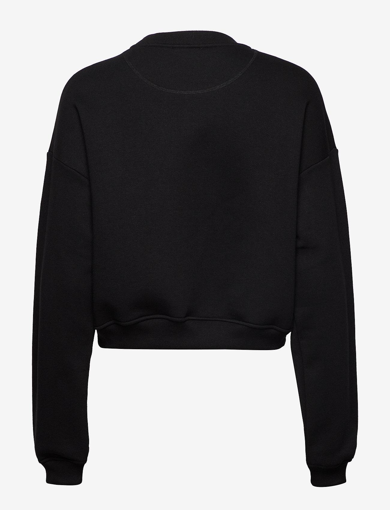 RODEBJER - RODEBJER KOLOMAN - sweatshirts & hættetrøjer - black - 1