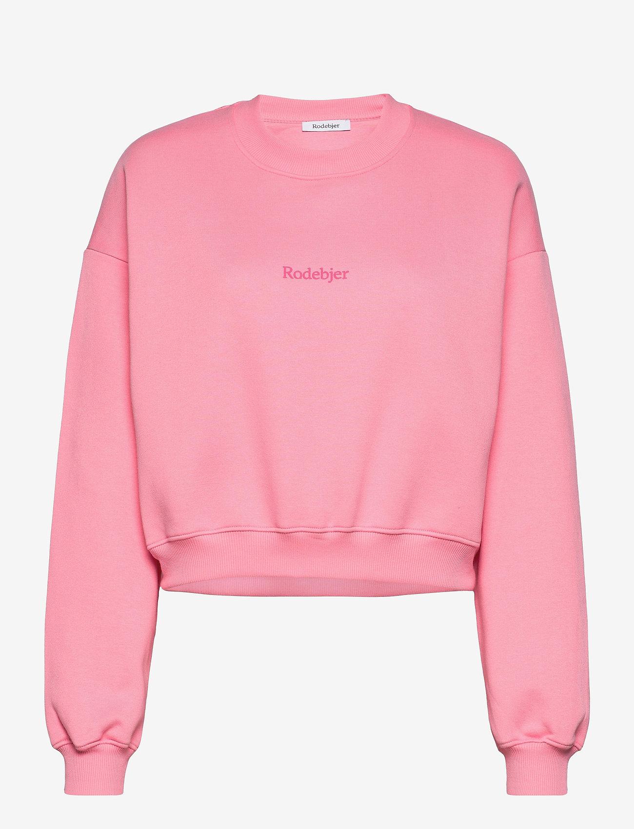 RODEBJER - RODEBJER KOLOMAN - sweatshirts & hættetrøjer - cherry blossom - 0