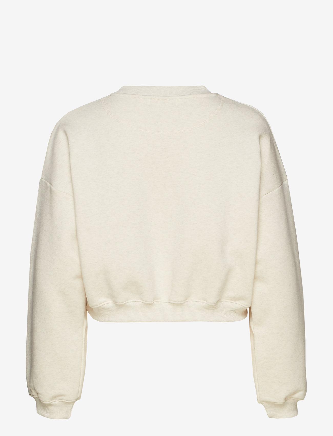 RODEBJER - RODEBJER KOLOMAN - sweatshirts & hættetrøjer - puffy white - 2