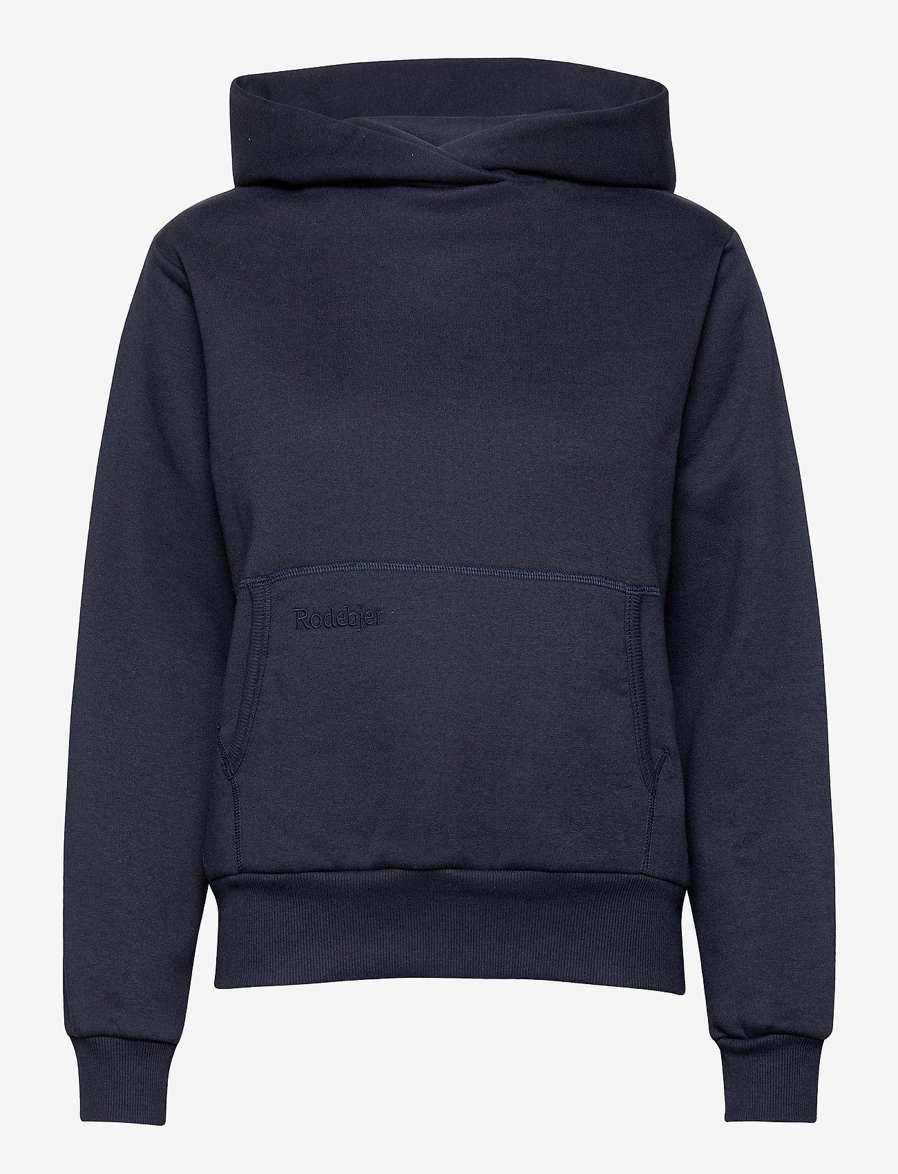RODEBJER - RODEBJER MARQUESSA - sweatshirts & hættetrøjer - navy - 0