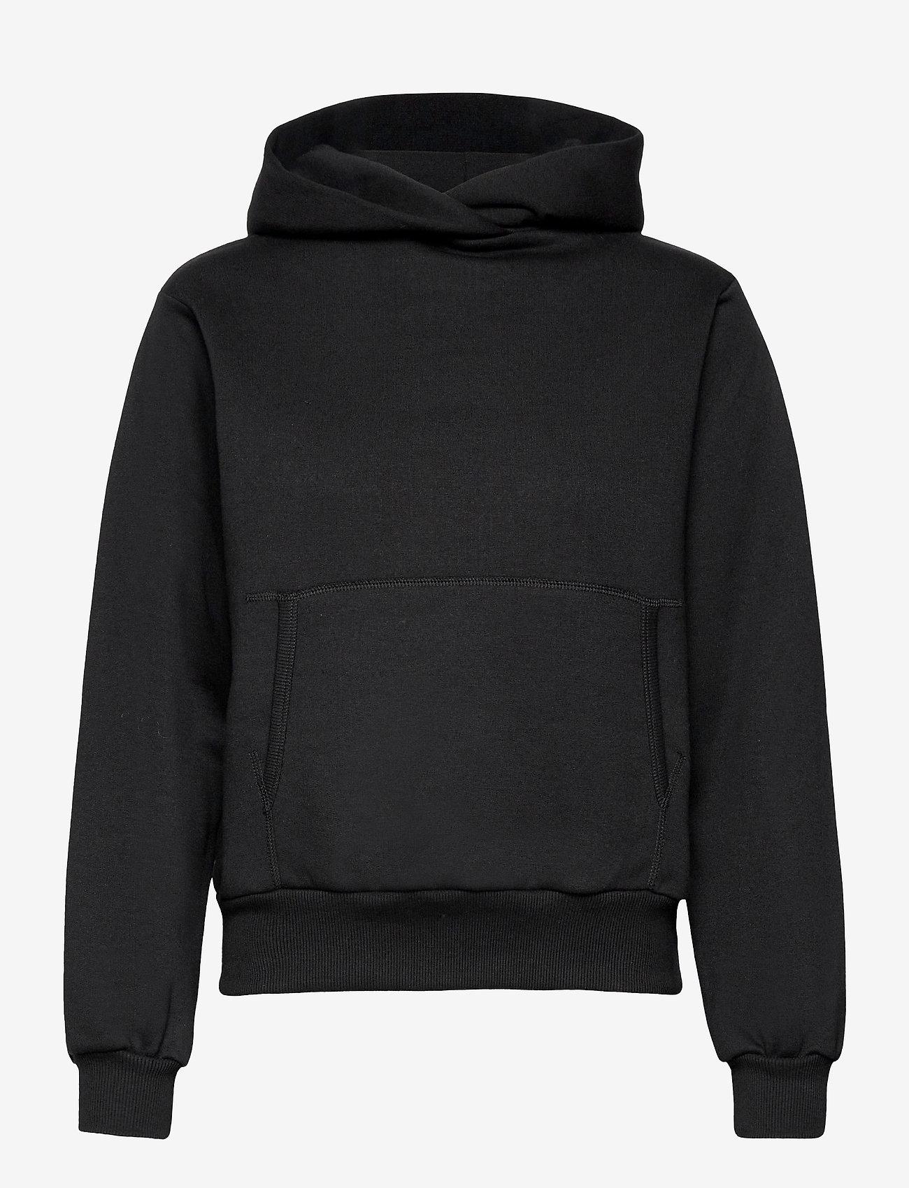 RODEBJER - RODEBJER MONOGRAM - sweatshirts & hættetrøjer - black - 0