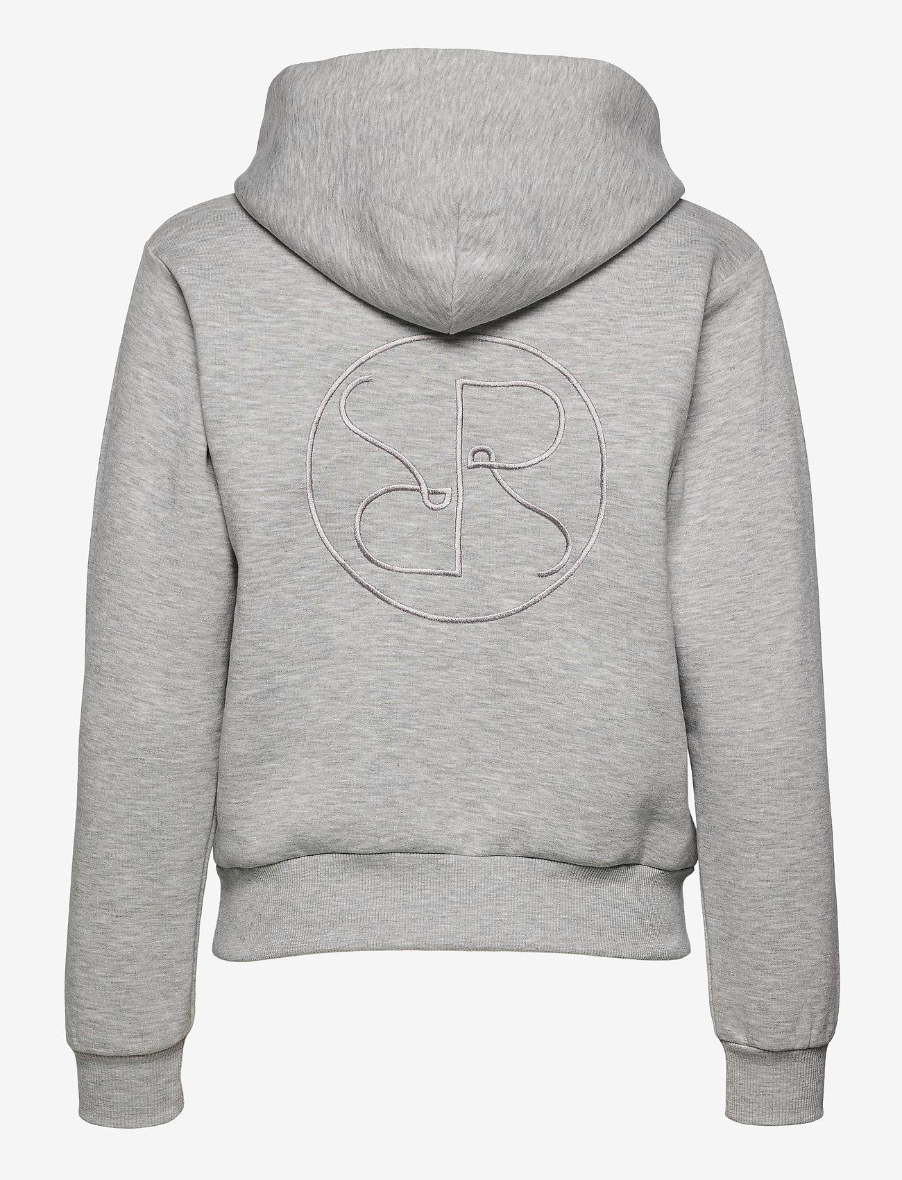 RODEBJER - RODEBJER MONOGRAM - sweatshirts & hættetrøjer - grey melange - 1