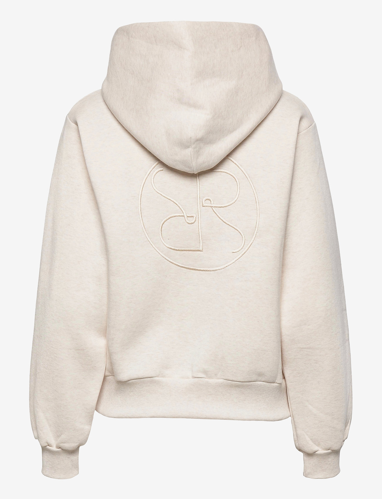 RODEBJER - RODEBJER MONOGRAM - sweatshirts & hættetrøjer - puffy white - 1