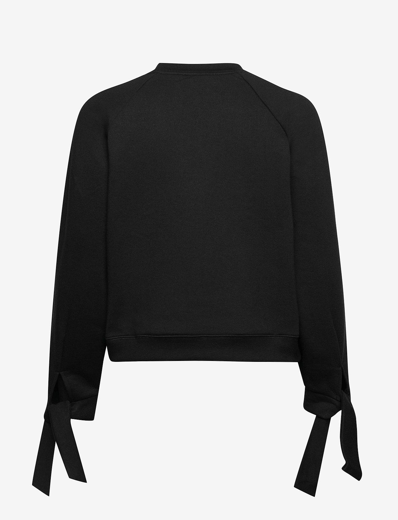 RODEBJER - RODEBJER ZORINA - sweatshirts & hættetrøjer - black - 1
