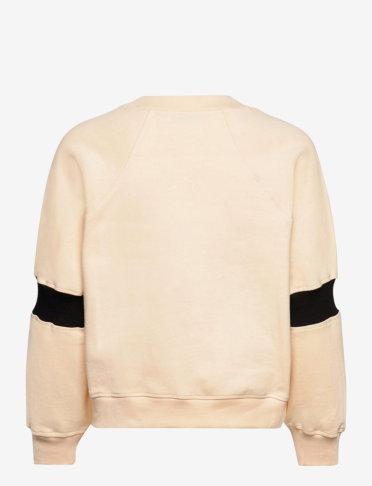 RODEBJER - RODEBJER JALENA - sweatshirts & hættetrøjer - ceramic white - 1