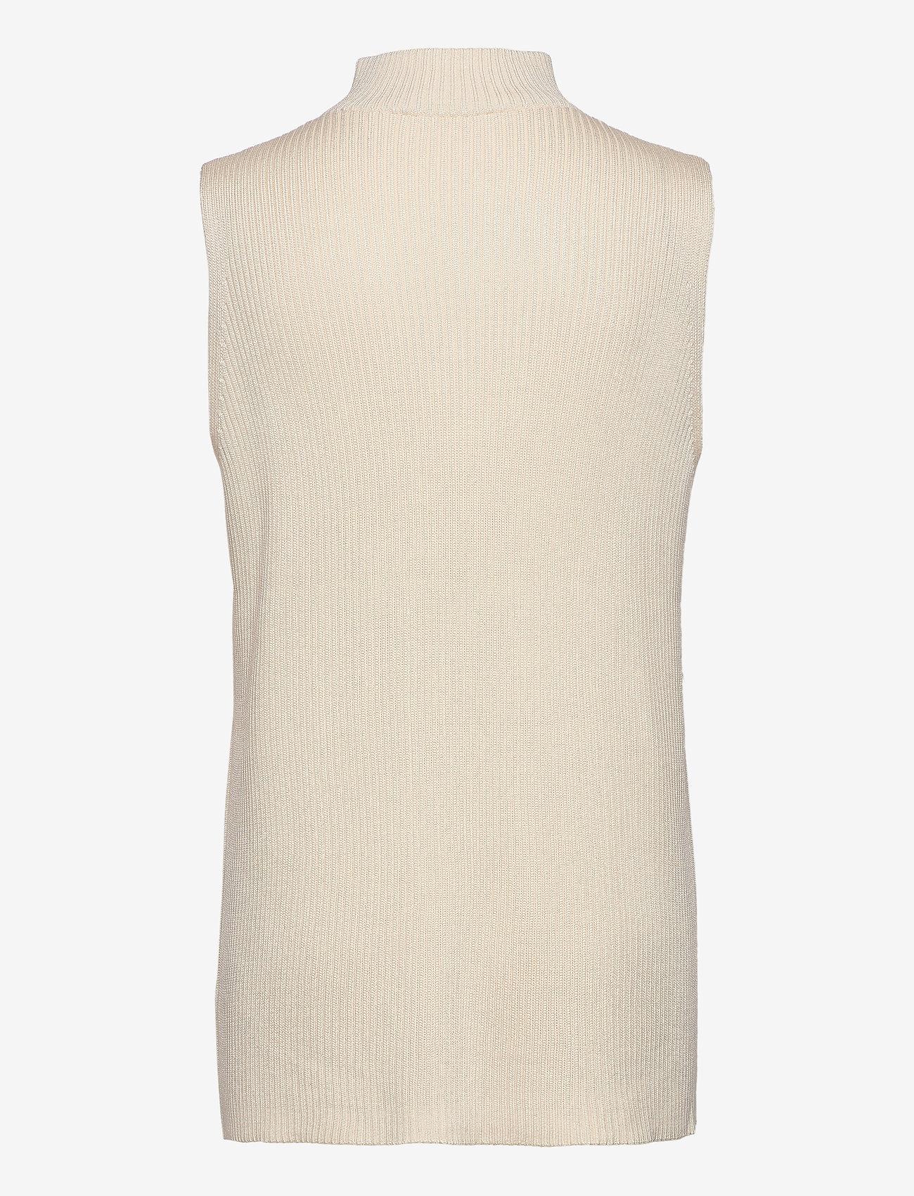RODEBJER - RODEBJER LADA - knitted vests - ceramic white - 1