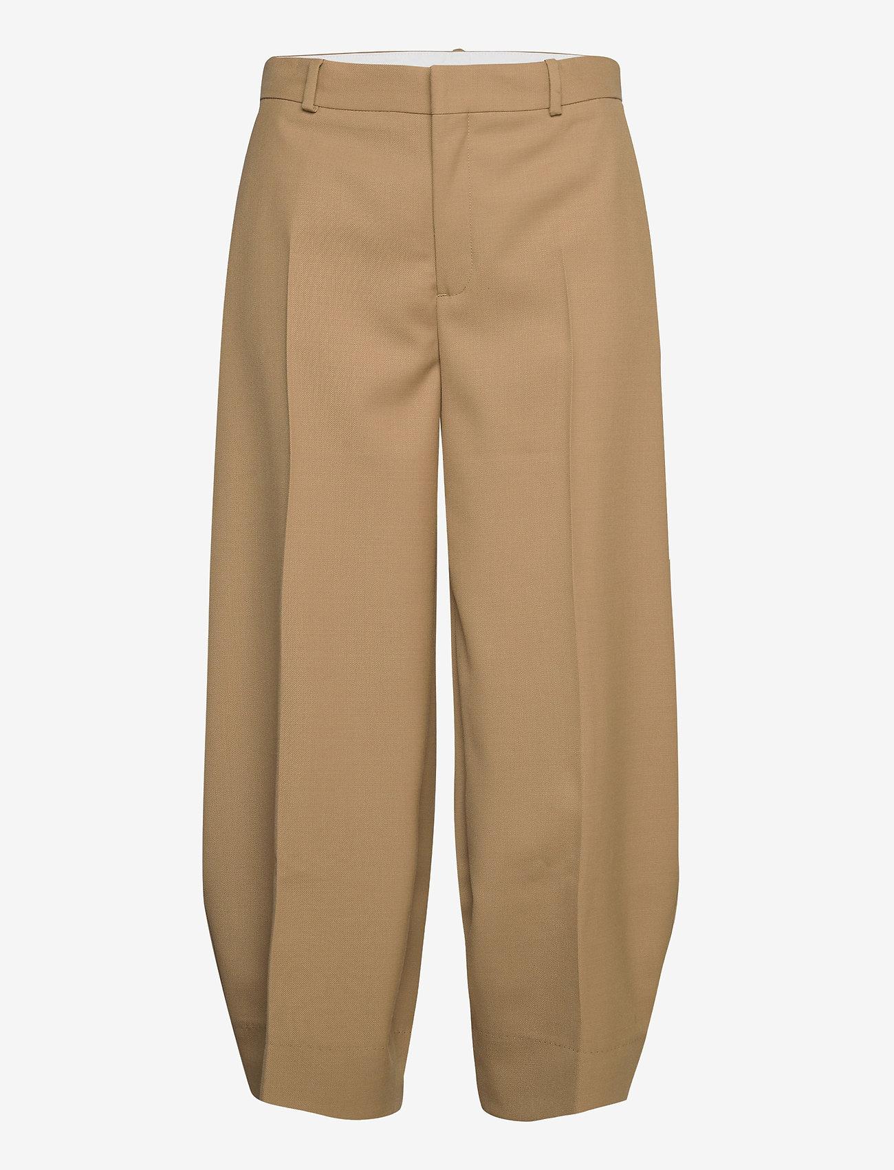 RODEBJER - RODEBJER AIA - bukser med brede ben - camel - 0
