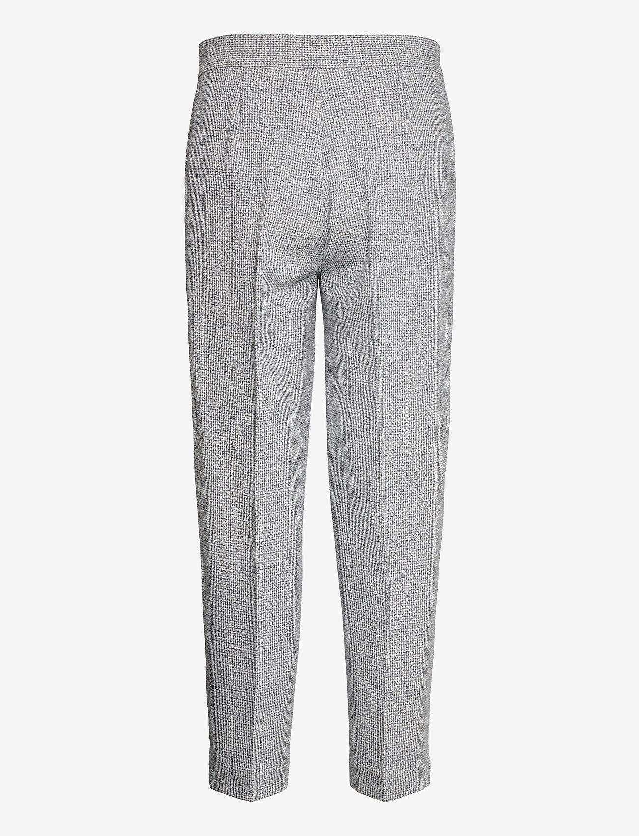RODEBJER - RODEBJER INESSA - bukser med lige ben - grey - 1