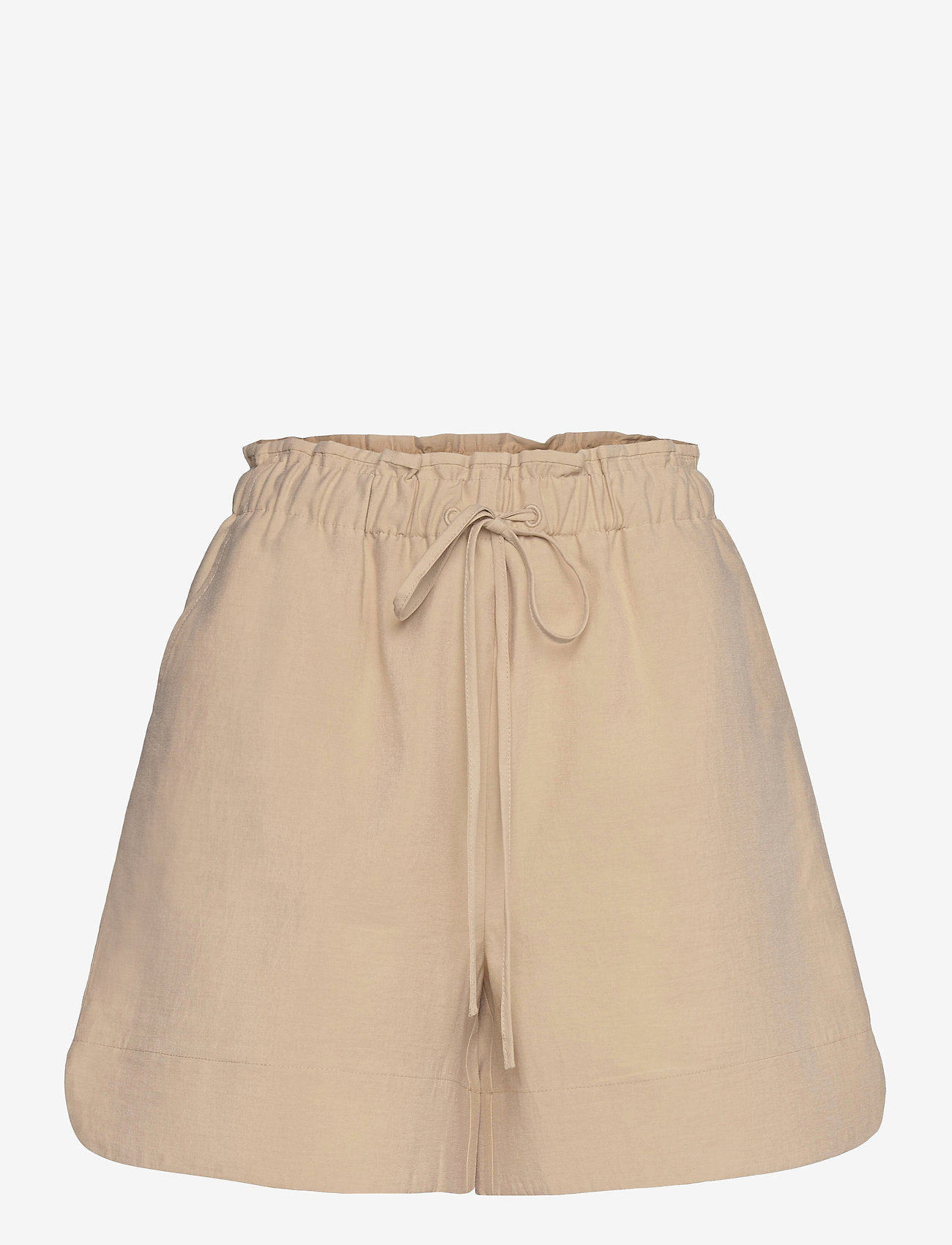 RODEBJER - RODEBJER MILA - paper bag shorts - linen - 0
