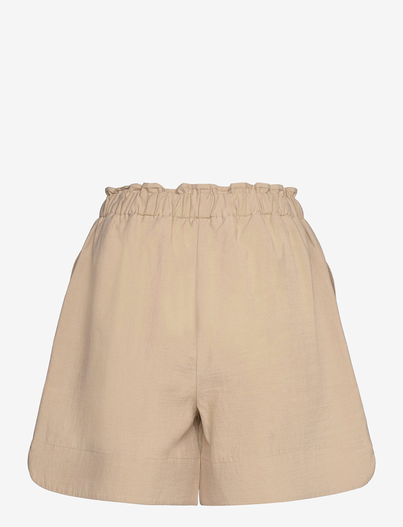 RODEBJER - RODEBJER MILA - paper bag shorts - linen - 1