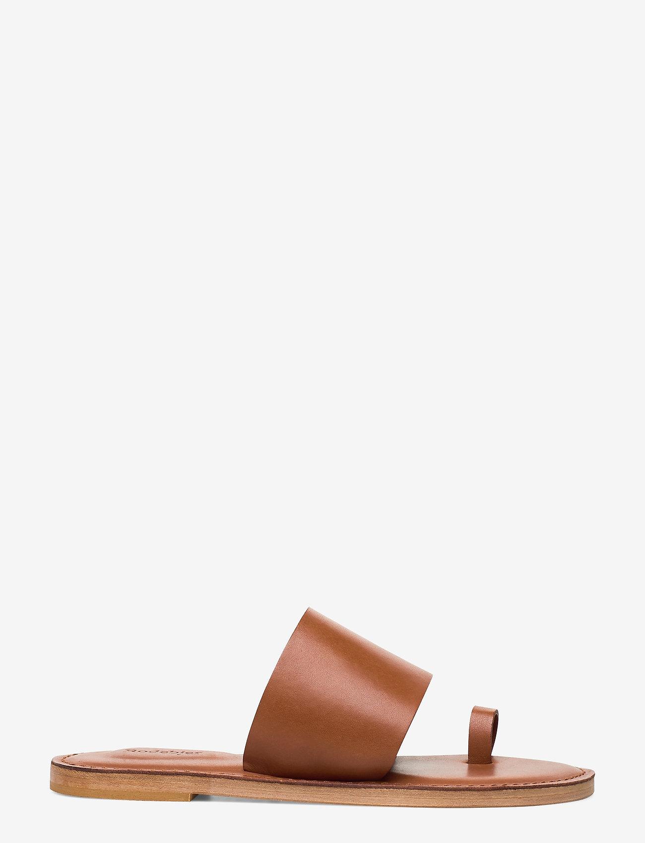 RODEBJER - RODEBJER KATE - flade sandaler - hazel - 1