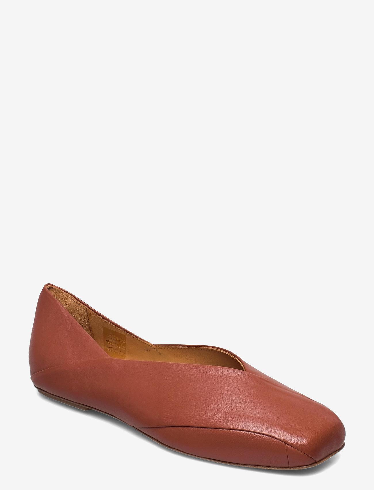 RODEBJER - RODEBJER YLENA - schoenen - chestnut - 0