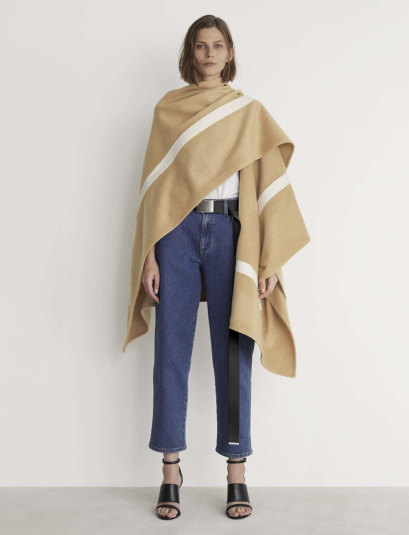 RODEBJER - RODEBJER PUNALUU WOOL - wool jackets - camel - 0
