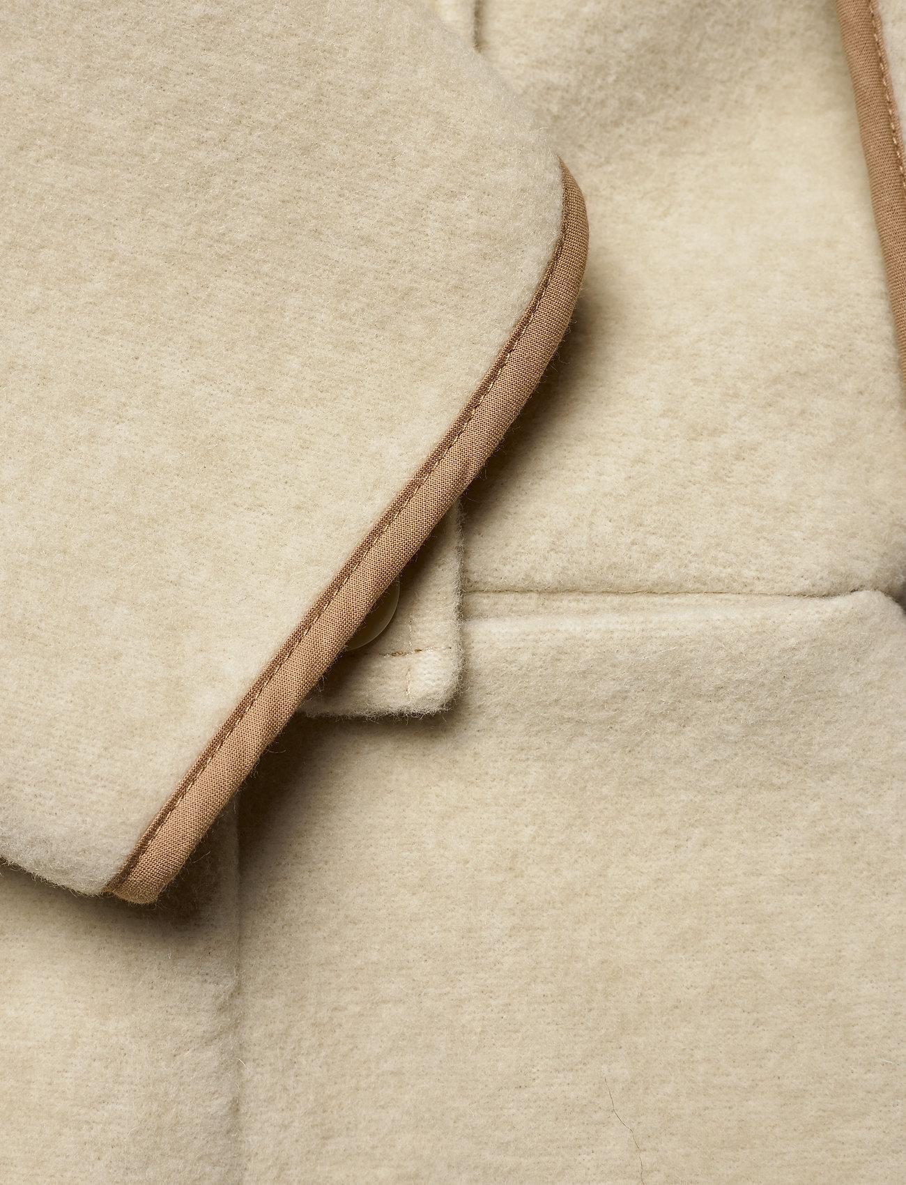 RODEBJER - RODEBJER NATALIYA - uldjakker - ceramic white - 3