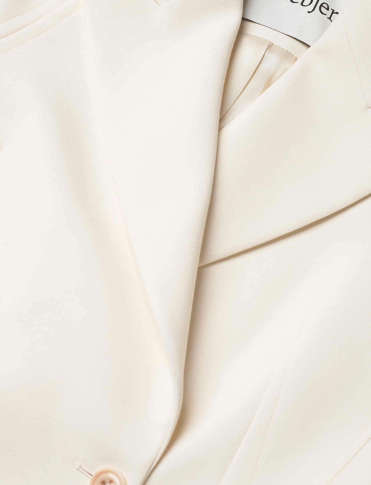 RODEBJER - RODEBJER DUSA - leichte mäntel - ceramic white - 2