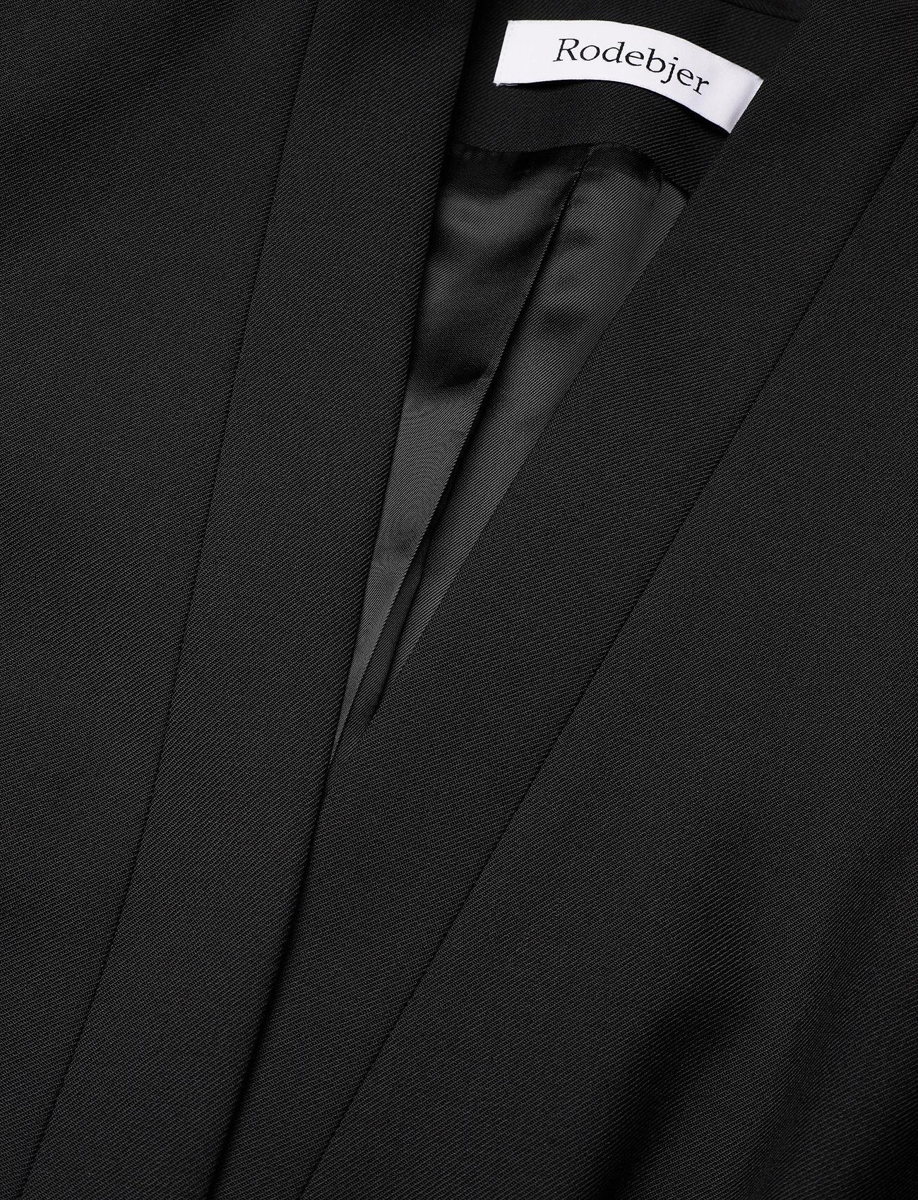 RODEBJER - RODEBJER AIAGO - skræddersyede blazere - black - 2