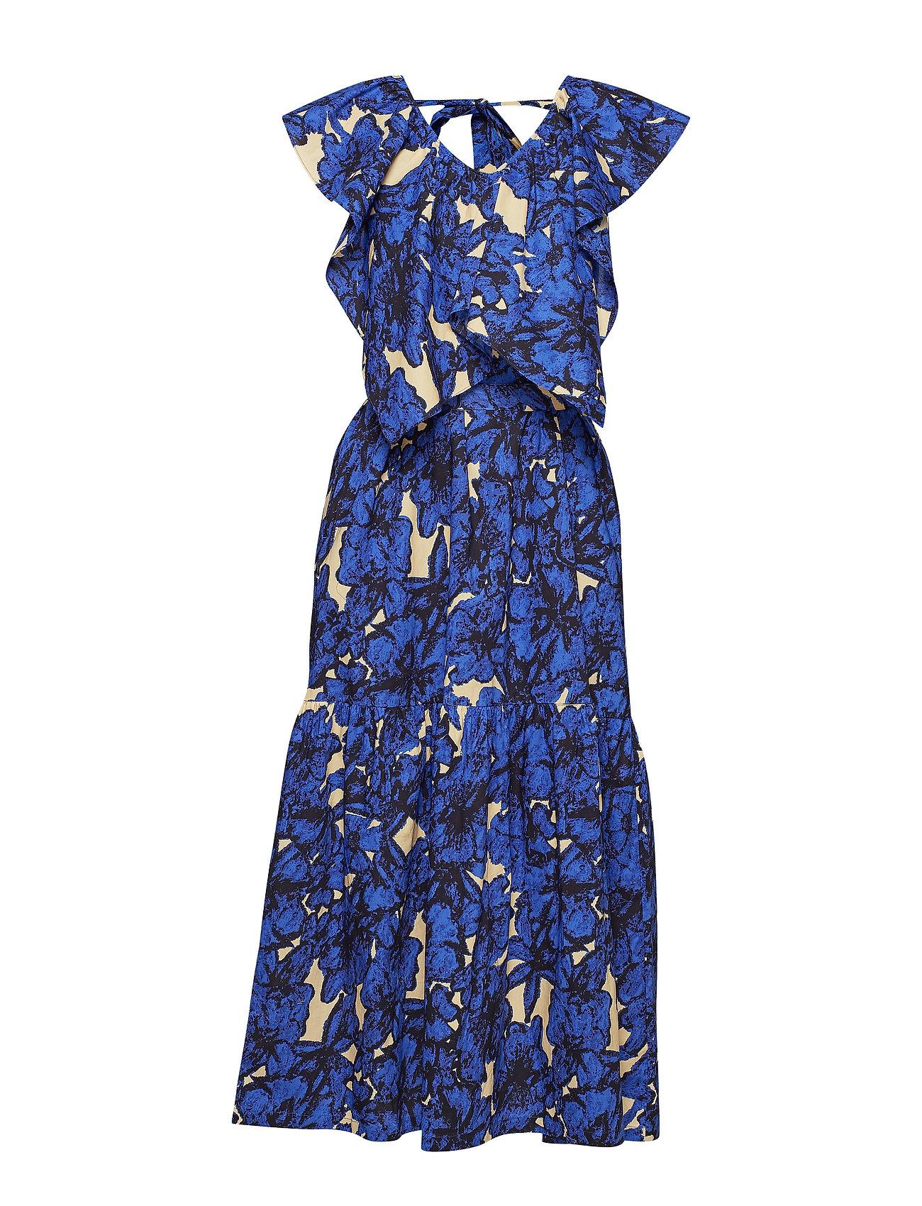 RODEBJER GLOURIA FLOWER - INTENSE BLUE