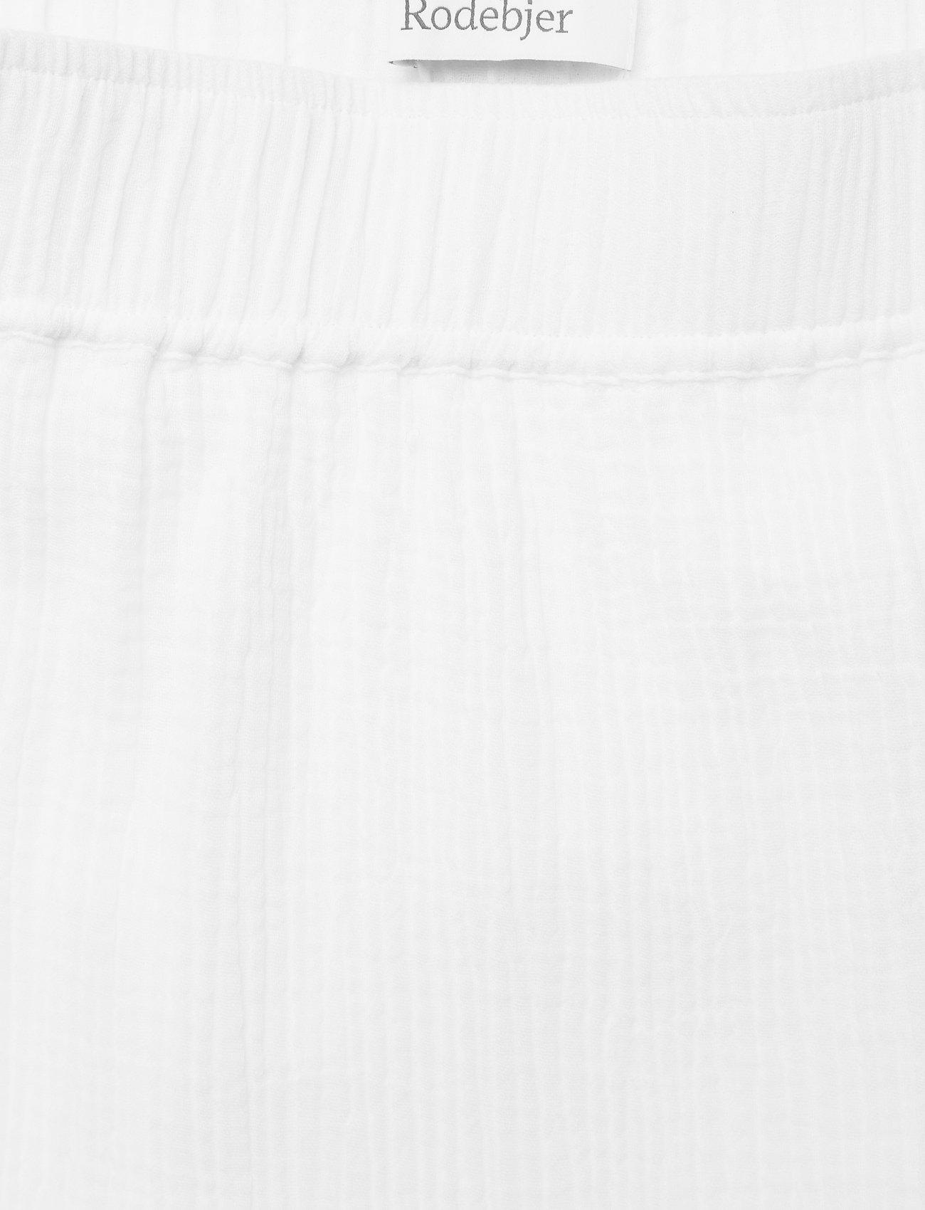 RODEBJER LILA - Spódnice WHITE - Kobiety Odzież.
