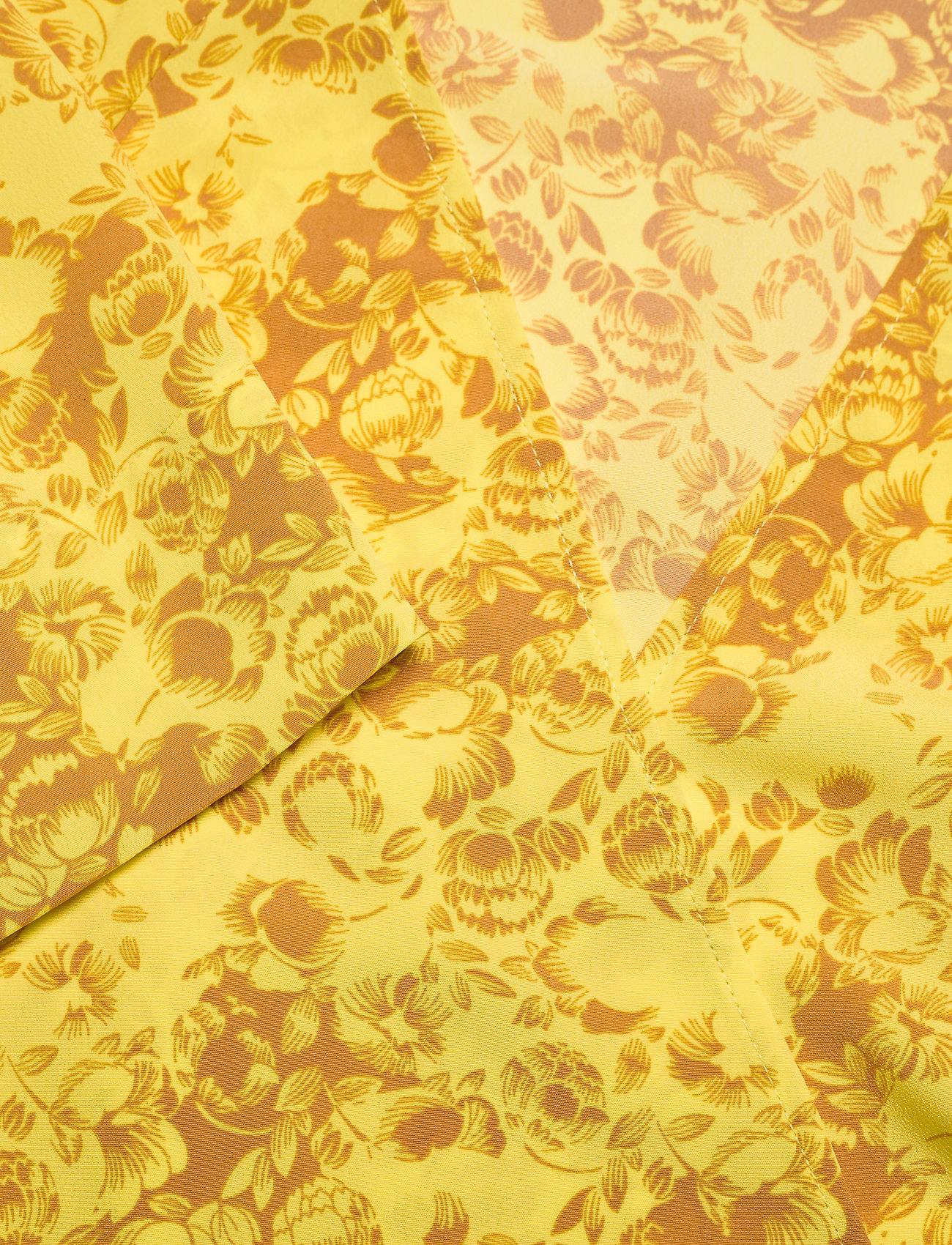 RODEBJER - RODEBJER DOVE BUDDING - langærmede bluser - rave yellow - 2