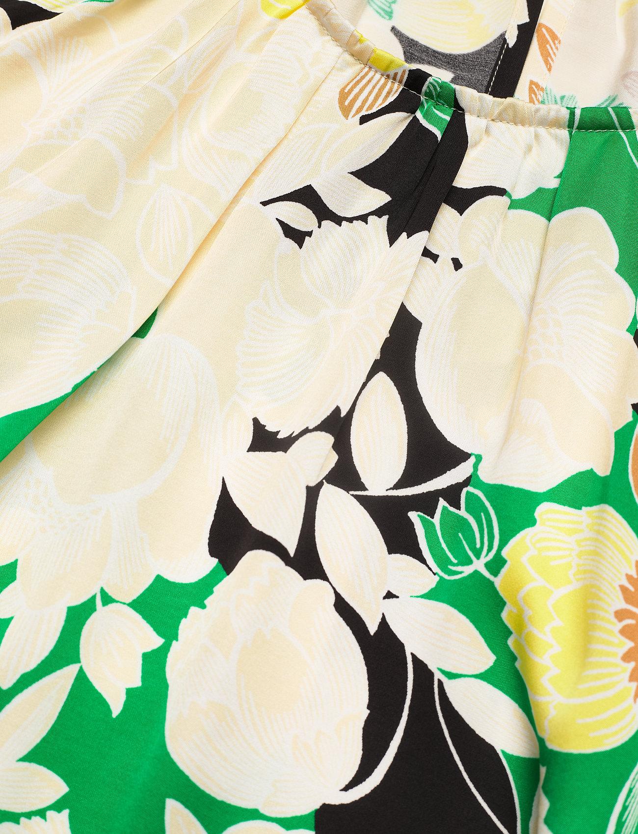 RODEBJER - RODEBJER SOLOMIYA - blouses met lange mouwen - spring green - 2