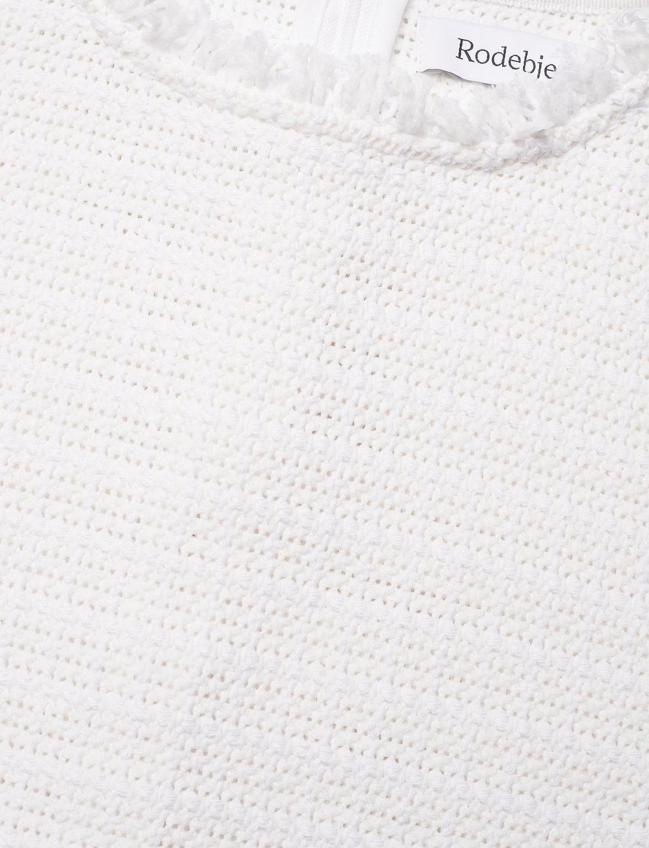 RODEBJER - RODEBJER YURDANA - kortærmede bluser - white - 2