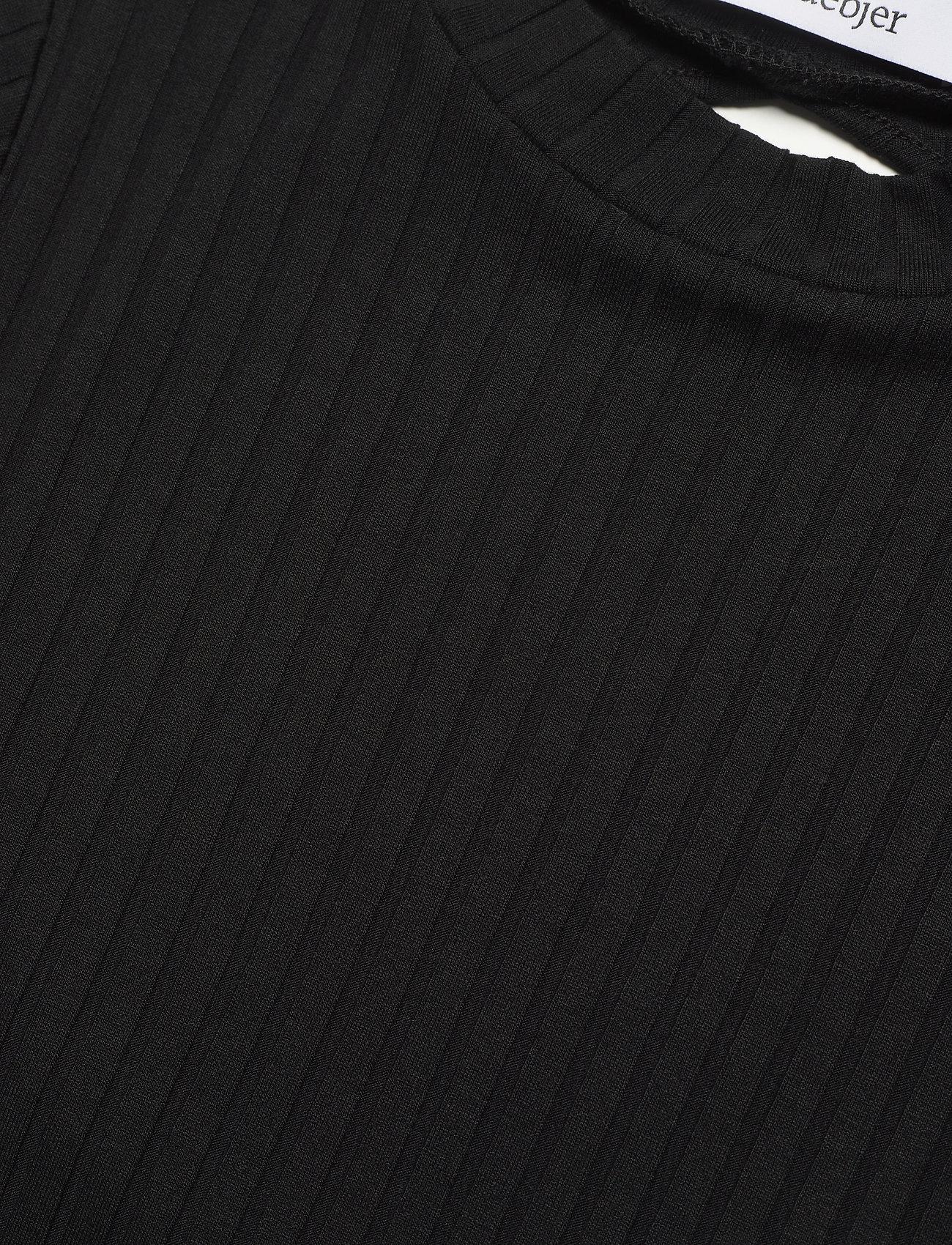RODEBJER - RODEBJER KHRYSTYNA - strikkede toppe - black - 1