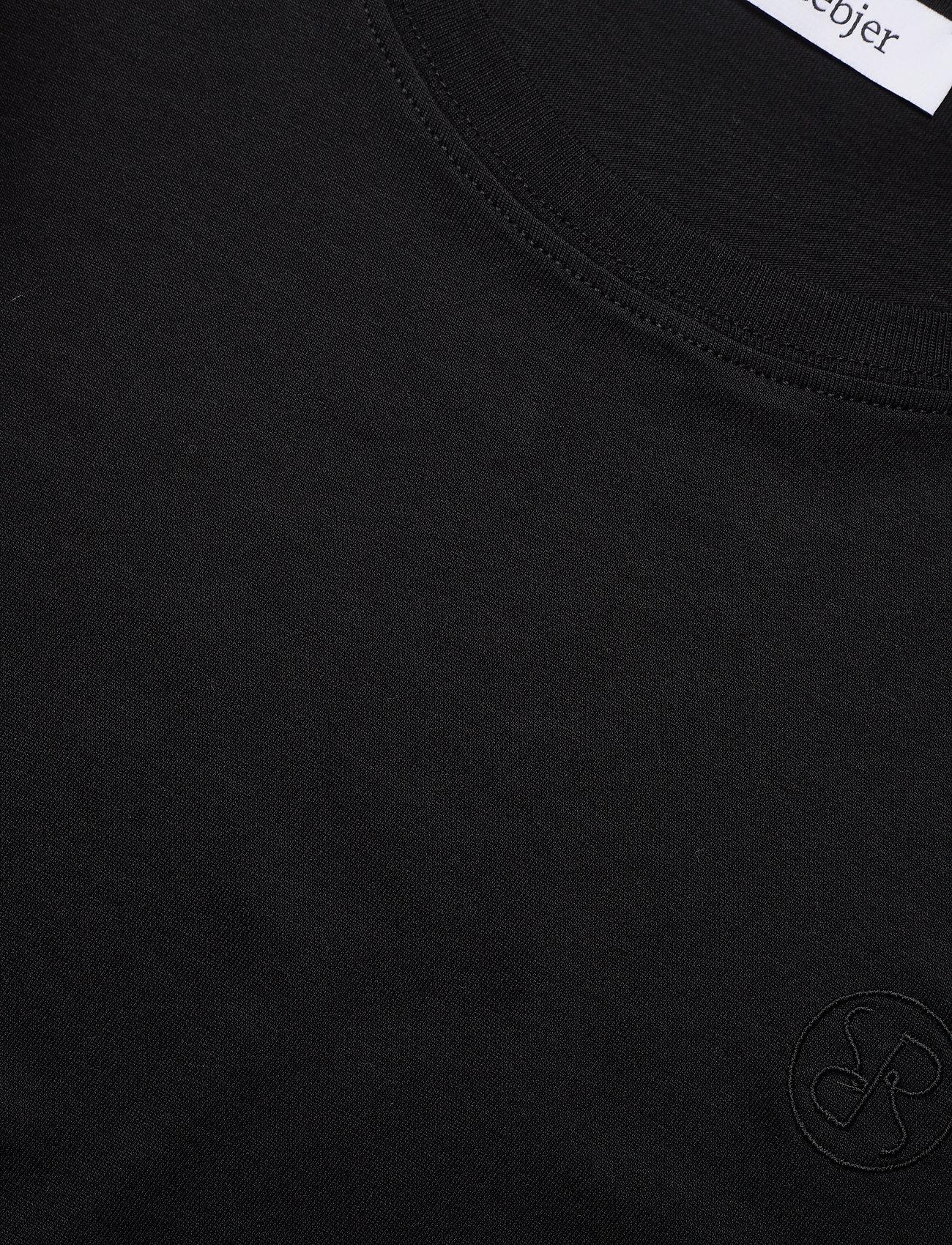 RODEBJER - RODEBJER NINJA LOGO - t-shirts - black - 2