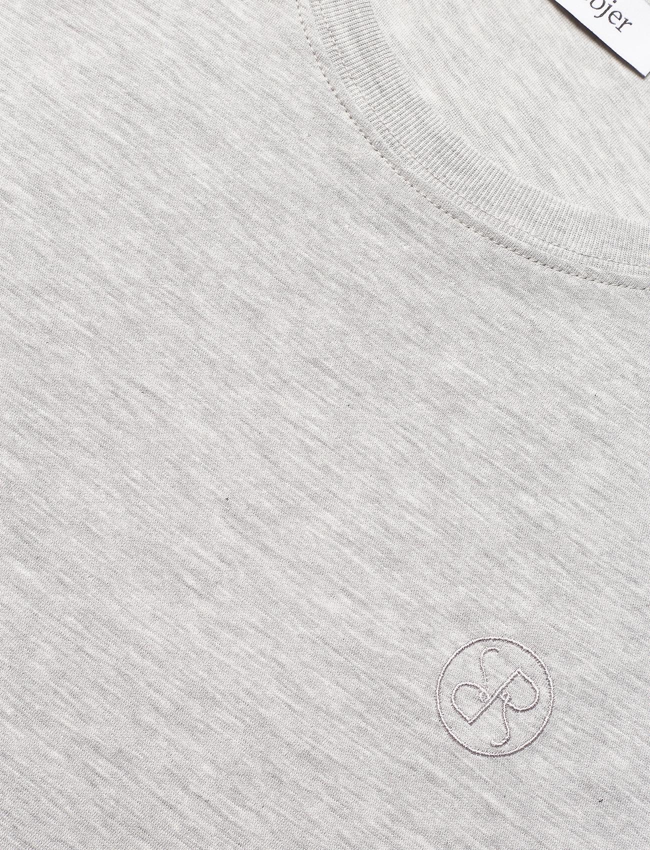 RODEBJER - RODEBJER NINJA LOGO - t-shirts - grey melange - 2