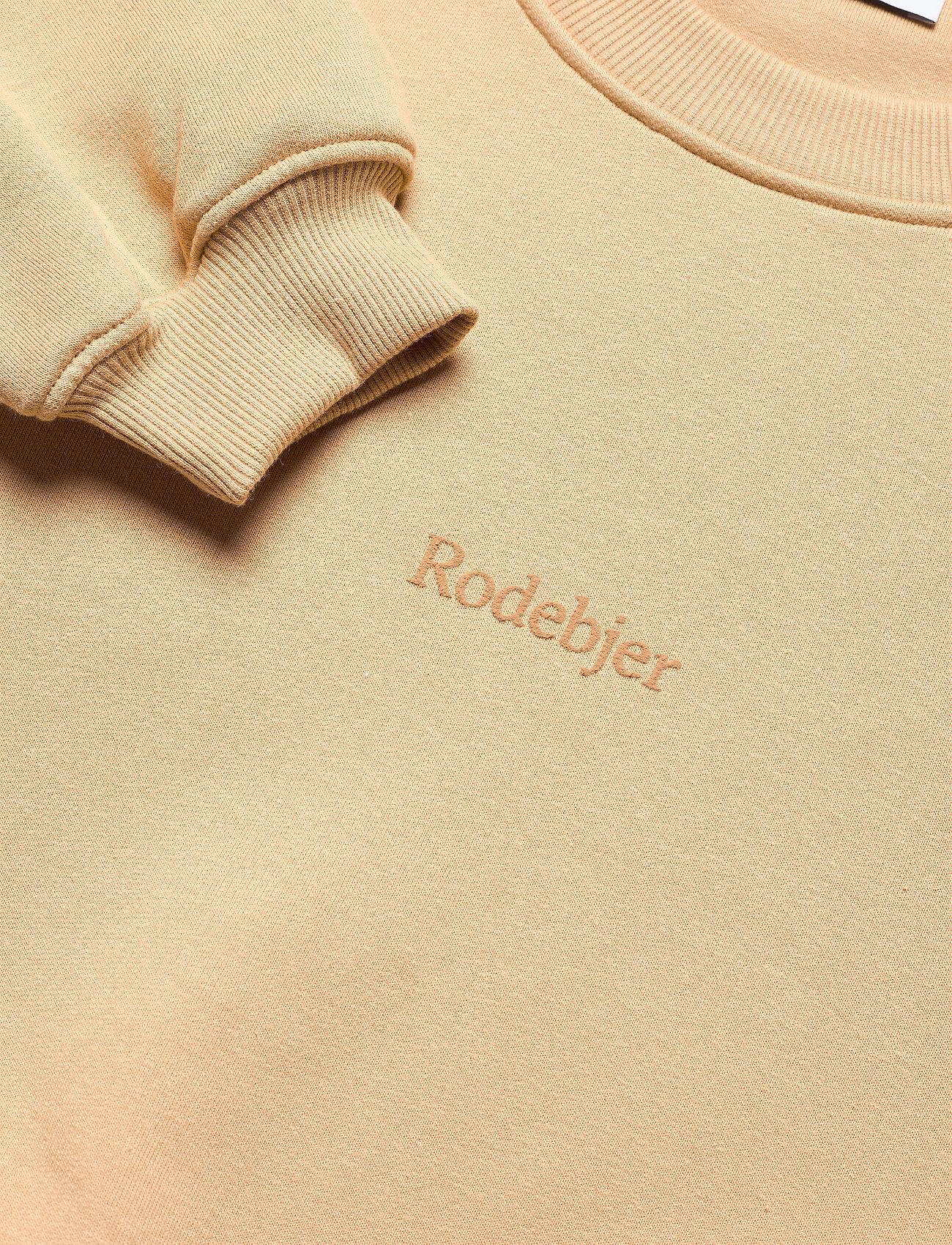 RODEBJER - RODEBJER KOLOMAN - sweatshirts & hættetrøjer - camel - 2