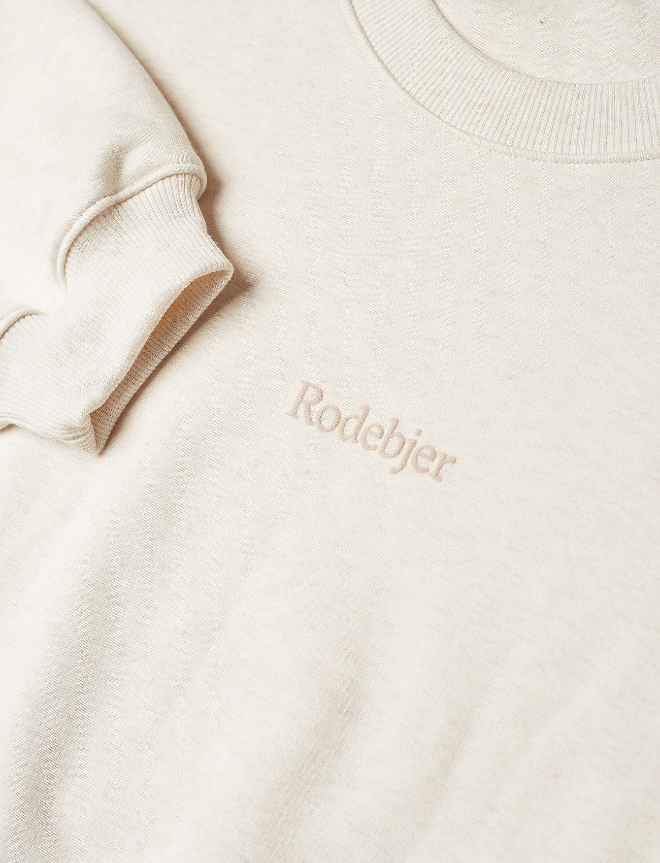 RODEBJER - RODEBJER KOLOMAN - sweatshirts & hættetrøjer - puffy white - 3