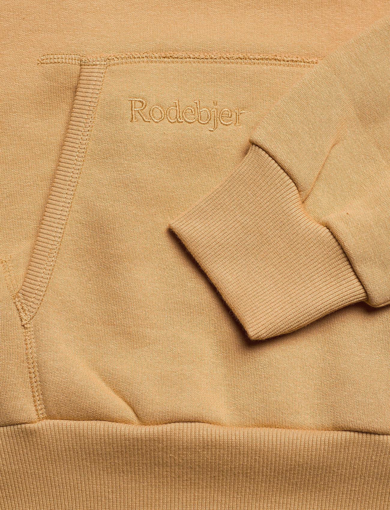 RODEBJER - RODEBJER MARQUESSA - sweatshirts & hættetrøjer - camel - 3