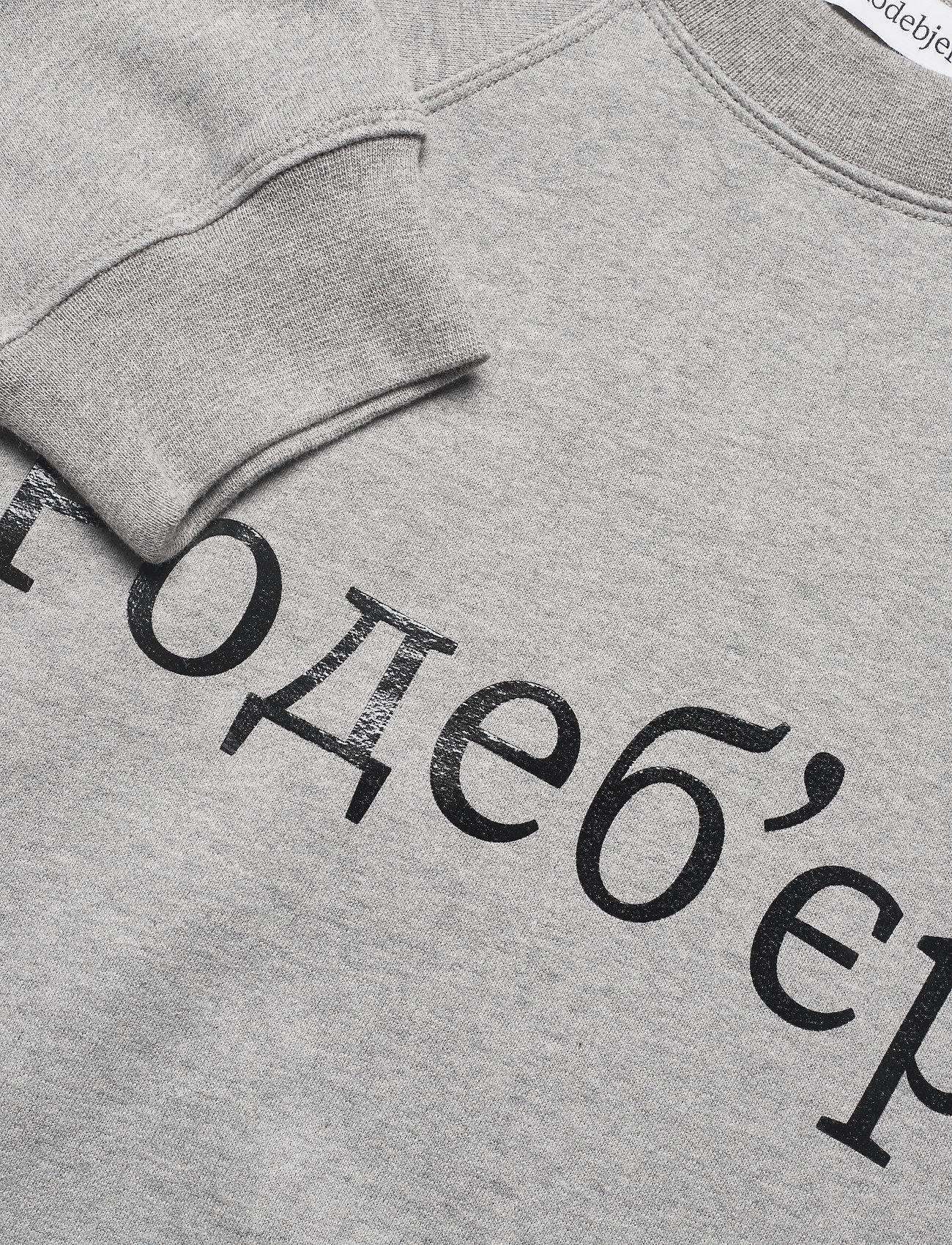 RODEBJER - RODEBJER JALENA - sweatshirts & hættetrøjer - grey melange - 2
