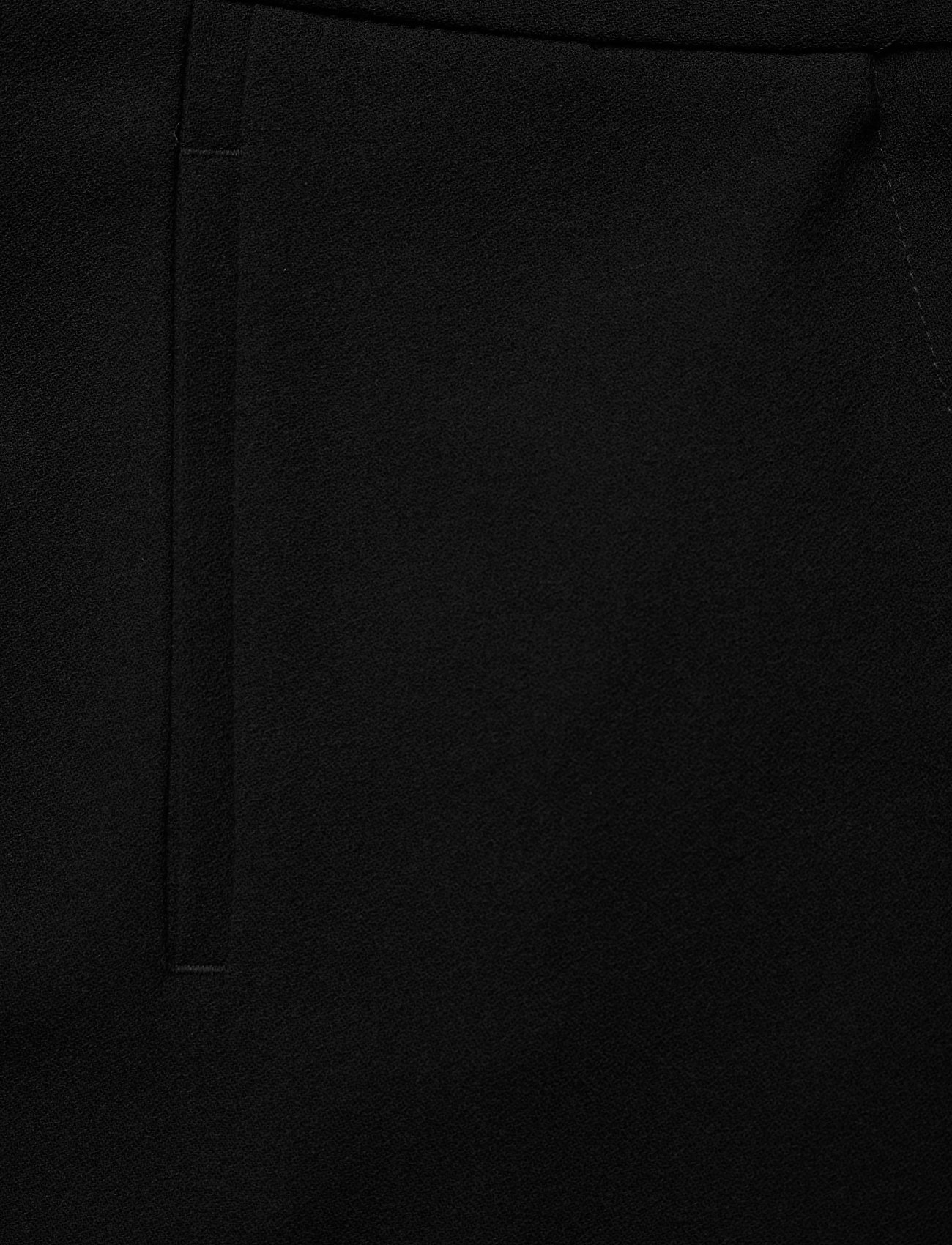 RODEBJER - SINI - bukser med brede ben - black - 2