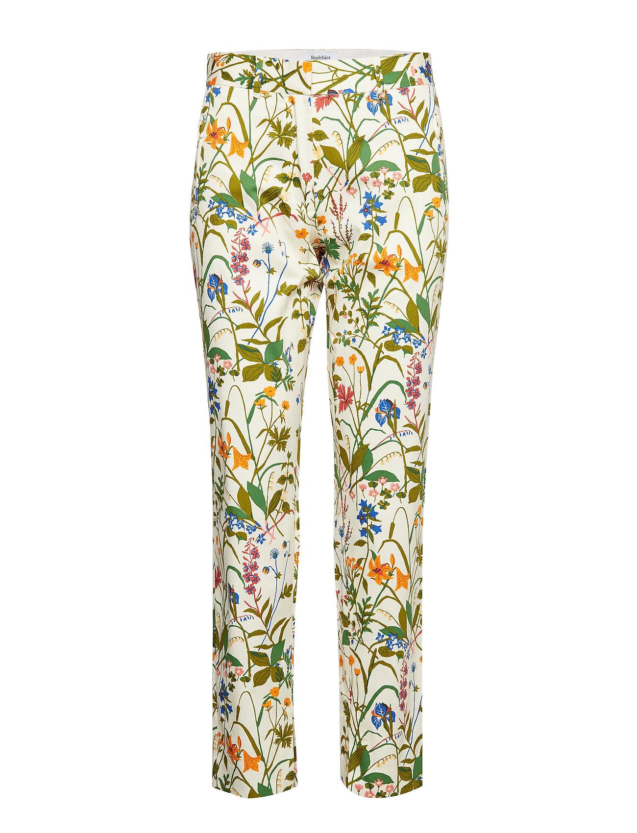 Image of Paloma Twill Smalle Bukser Skinny Pants Multi/mønstret RODEBJER (3406173507)