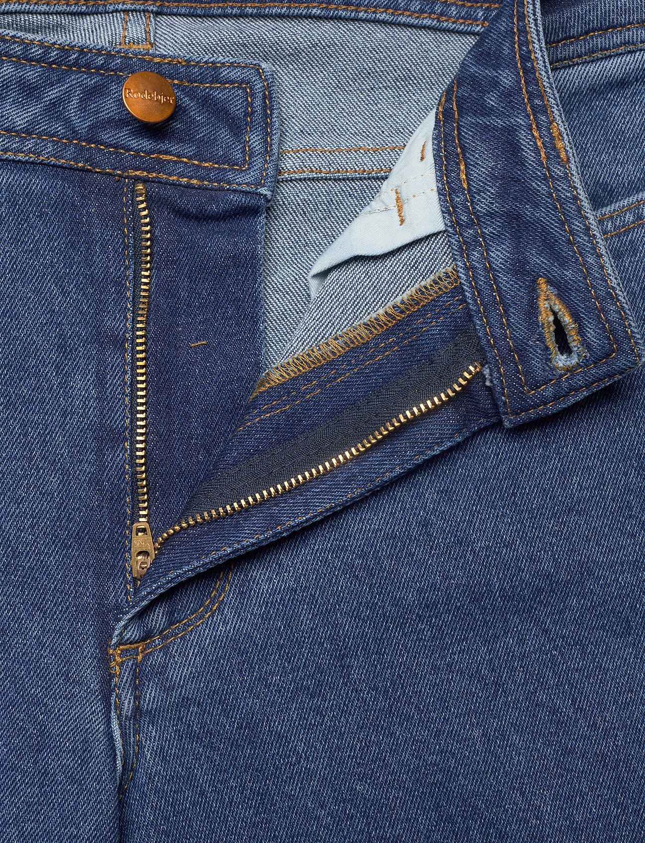 RODEBJER - RODEBJER EDIE - straight jeans - vintage blue - 3