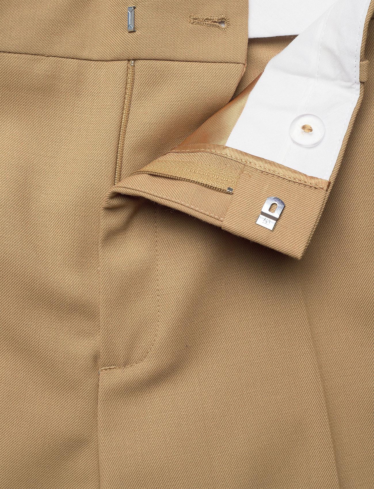 RODEBJER - RODEBJER AIA - bukser med brede ben - camel - 3