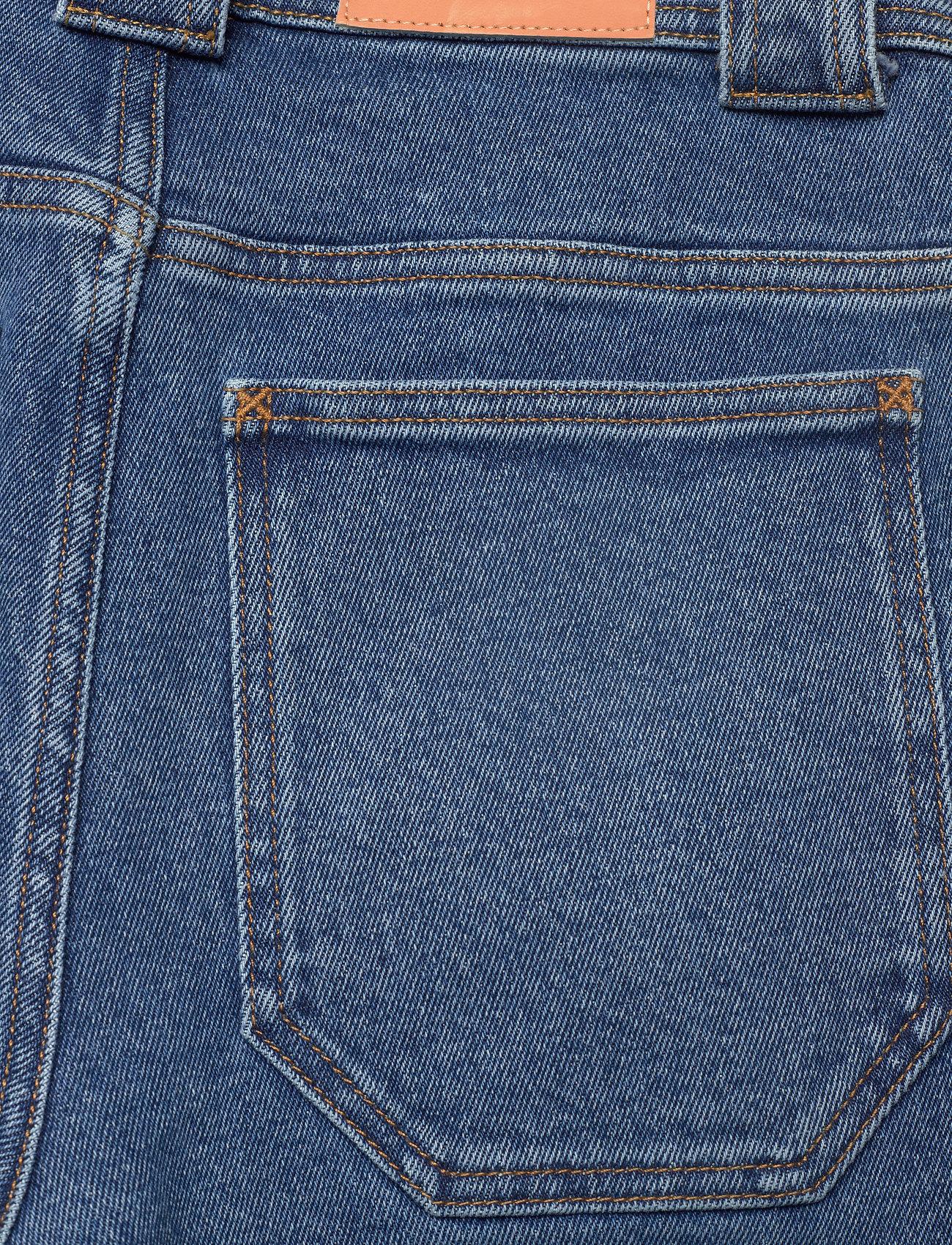 RODEBJER - RODEBJER MIRARI DENIM - brede jeans - vintage blue - 4