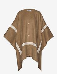 RODEBJER - RODEBJER PUNALUU WOOL - wool jackets - camel - 1