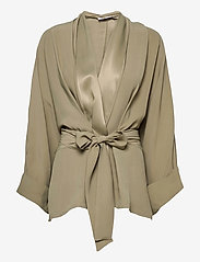 RODEBJER - RODEBJER TENNESSEE TWILL - kimonoer - olive leaf - 0
