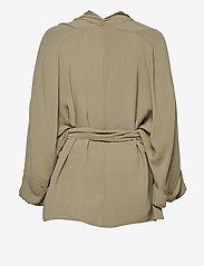 RODEBJER - RODEBJER TENNESSEE TWILL - kimonoer - olive leaf - 1