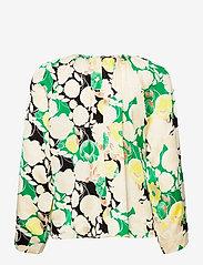 RODEBJER - RODEBJER SOLOMIYA - blouses met lange mouwen - spring green - 1