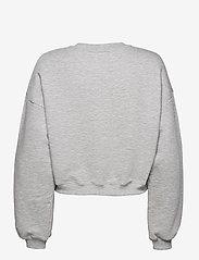 RODEBJER - RODEBJER KOLOMAN - sweatshirts & hættetrøjer - grey melange - 1
