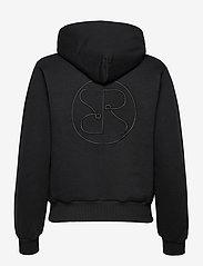 RODEBJER - RODEBJER MONOGRAM - sweatshirts & hættetrøjer - black - 1