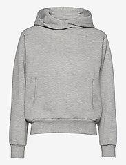 RODEBJER - RODEBJER MONOGRAM - sweatshirts & hættetrøjer - grey melange - 0