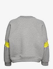 RODEBJER - RODEBJER JALENA - sweatshirts & hættetrøjer - grey melange - 1