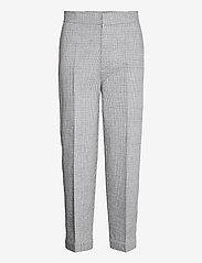 RODEBJER - RODEBJER INESSA - bukser med lige ben - grey - 0