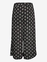 RODEBJER - RODEBJER ORINA - bukser med brede ben - black - 1